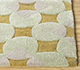 Jaipur Rugs - Hand Tufted Wool and Viscose Green TOP-106 Area Rug Cornershot - RUG1105088