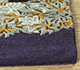 Jaipur Rugs - Hand Tufted Wool and Viscose Pink and Purple TOP-108 Area Rug Cornershot - RUG1093769