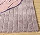 Jaipur Rugs - Hand Tufted Wool and Viscose Pink and Purple TOP-110 Area Rug Cornershot - RUG1095451