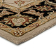 Jaipur Rugs - Hand Tufted Wool Beige and Brown TRC-138 Area Rug Cornershot - RUG1025891