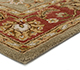 Jaipur Rugs - Hand Tufted Wool Beige and Brown TRC-139 Area Rug Cornershot - RUG1037663