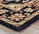 Jaipur Rugs - Hand Tufted Wool Grey and Black TRC-166 Area Rug Cornershot - RUG1021273