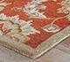 Jaipur Rugs - Hand Tufted Wool Red and Orange TRC-626 Area Rug Cornershot - RUG1021276