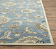 Jaipur Rugs - Hand Tufted Wool Blue TRC-626 Area Rug Cornershot - RUG1080387