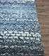 Jaipur Rugs - Hand Knotted Wool and Viscose Blue USL-153 Area Rug Cornershot - RUG1101124