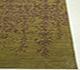 Jaipur Rugs - Hand Knotted Wool and Viscose Green YRH-703 Area Rug Cornershot - RUG1066010