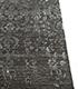 Jaipur Rugs - Hand Knotted Wool and Viscose Grey and Black YRH-703 Area Rug Cornershot - RUG1055755