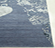 Jaipur Rugs - Hand Knotted Wool and Bamboo Silk Blue ZBL-407 Area Rug Cornershot - RUG1068711