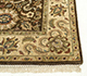 Jaipur Rugs - Hand Knotted Wool Beige and Brown JC-106 Area Rug Cornershot - RUG1042734