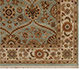 Jaipur Rugs - Hand Knotted Wool Blue BT-101 Area Rug Cornershot - RUG1044790