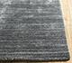 Jaipur Rugs - Hand Loom Wool and Viscose Grey and Black CX-2515 Area Rug Cornershot - RUG1095979