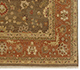 Jaipur Rugs - Hand Knotted Wool Beige and Brown EPR-23 Area Rug Cornershot - RUG1044403