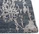 Jaipur Rugs - Hand Knotted Wool and Bamboo Silk Blue ESK-624 Area Rug Cornershot - RUG1058432
