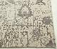 Jaipur Rugs - Hand Knotted Wool and Bamboo Silk Ivory ESK-624 Area Rug Cornershot - RUG1068984