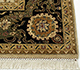 Jaipur Rugs - Hand Knotted Wool Gold OM-01 Area Rug Cornershot - RUG1044434