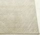 Jaipur Rugs - Hand Knotted Wool and Silk Ivory QM-951 Area Rug Cornershot - RUG1076795
