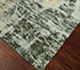 Jaipur Rugs - Hand Knotted Wool and Bamboo Silk Blue ESK-407 Area Rug Floorshot - RUG1062357