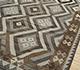 Jaipur Rugs - Flat Weave Wool Beige and Brown AFDW-11 Area Rug Floorshot - RUG1091028