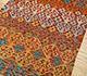 Jaipur Rugs - Flat Weave Wool Red and Orange AFDW-116 Area Rug Floorshot - RUG1091007