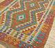 Jaipur Rugs - Flat Weaves Wool Multi AFDW-142 Area Rug Floorshot - RUG1090904