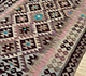 Jaipur Rugs - Flat Weave Wool Beige and Brown AFDW-184 Area Rug Floorshot - RUG1091031