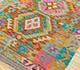 Jaipur Rugs - Flat Weave Wool Multi AFDW-219 Area Rug Floorshot - RUG1090918