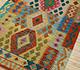 Jaipur Rugs - Flat Weaves Wool Gold AFDW-23 Area Rug Floorshot - RUG1090883