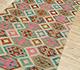 Jaipur Rugs - Flat Weave Wool Multi AFDW-245 Area Rug Floorshot - RUG1090979