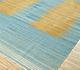 Jaipur Rugs - Flat Weave Wool Blue AFDW-275 Area Rug Floorshot - RUG1091699