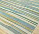 Jaipur Rugs - Flat Weave Wool Blue AFDW-277 Area Rug Floorshot - RUG1091700