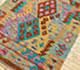 Jaipur Rugs - Flat Weave Wool Multi AFDW-34 Area Rug Floorshot - RUG1090938