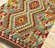 Jaipur Rugs - Flat Weave Wool Multi AFDW-50 Area Rug Floorshot - RUG1090946