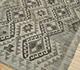 Jaipur Rugs - Flat Weave Wool Ivory AFDW-78 Area Rug Floorshot - RUG1090964