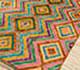 Jaipur Rugs - Hand Knotted Wool Beige and Brown AFKW-06 Area Rug Floorshot - RUG1090755