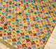 Jaipur Rugs - Hand Knotted Wool Beige and Brown AFKW-08 Area Rug Floorshot - RUG1090777