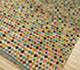 Jaipur Rugs - Hand Knotted Wool Beige and Brown AFKW-113 Area Rug Floorshot - RUG1090764