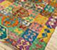 Jaipur Rugs - Hand Knotted Wool Gold AFKW-14 Area Rug Floorshot - RUG1090787