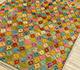 Jaipur Rugs - Hand Knotted Wool Gold AFKW-72 Area Rug Floorshot - RUG1090704