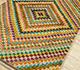 Jaipur Rugs - Hand Knotted Wool Gold AFKW-78 Area Rug Floorshot - RUG1090708