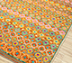 Jaipur Rugs - Hand Knotted Wool Red and Orange AFKW-82 Area Rug Floorshot - RUG1090732