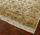 Jaipur Rugs - Hand Knotted Silk Beige and Brown ASL-02 Area Rug Floorshot - RUG1023493