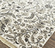 Jaipur Rugs - Hand Knotted Wool and Silk Ivory CRA-50 Area Rug Floorshot - RUG1079987