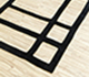 Jaipur Rugs - Hand Tufted Wool and Viscose Beige and Brown CX-2610 Area Rug Floorshot - RUG1080252