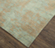 Jaipur Rugs - Hand Knotted Wool Beige and Brown CX-2701 Area Rug Floorshot - RUG1081599