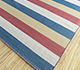 Jaipur Rugs - Flat Weaves Wool Gold CX-3007 Area Rug Floorshot - RUG1099308