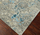 Jaipur Rugs - Hand Knotted Wool and Bamboo Silk Ivory ESK-406 Area Rug Floorshot - RUG1058320