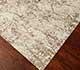 Jaipur Rugs - Hand Knotted Wool and Bamboo Silk Ivory ESK-411 Area Rug Floorshot - RUG1062149