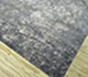 Jaipur Rugs - Hand Knotted Wool and Bamboo Silk Grey and Black ESK-411 Area Rug Floorshot - RUG1094498