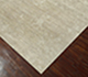 Jaipur Rugs - Hand Knotted Wool and Bamboo Silk Ivory ESK-431 Area Rug Floorshot - RUG1053771