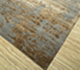 Jaipur Rugs - Hand Knotted Wool and Bamboo Silk Grey and Black ESK-431 Area Rug Floorshot - RUG1070842
